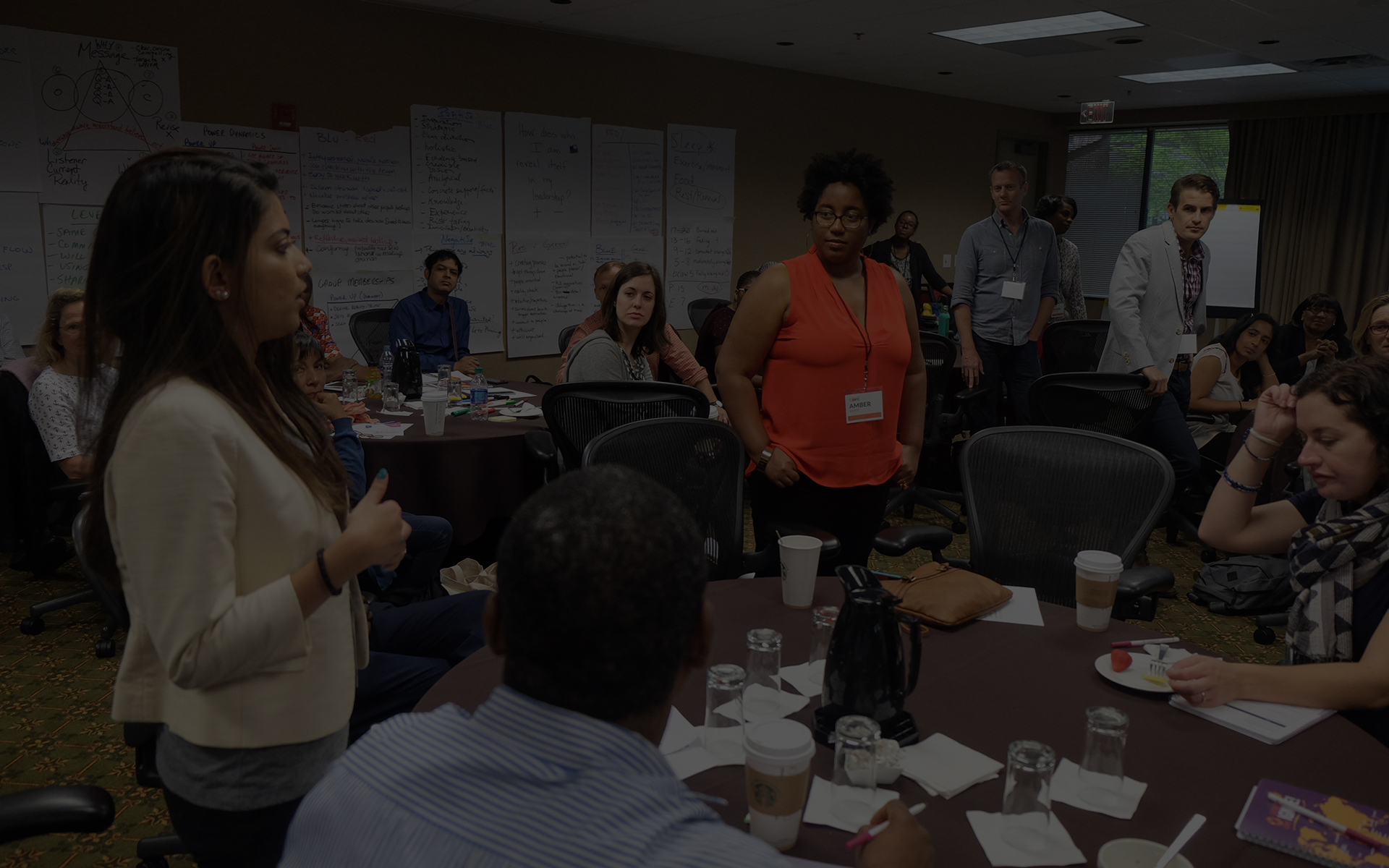 We Help Organizations<br> Create Social Impact